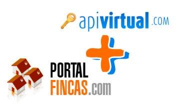 Colaboracion entre Portalfincas y Apivirtual
